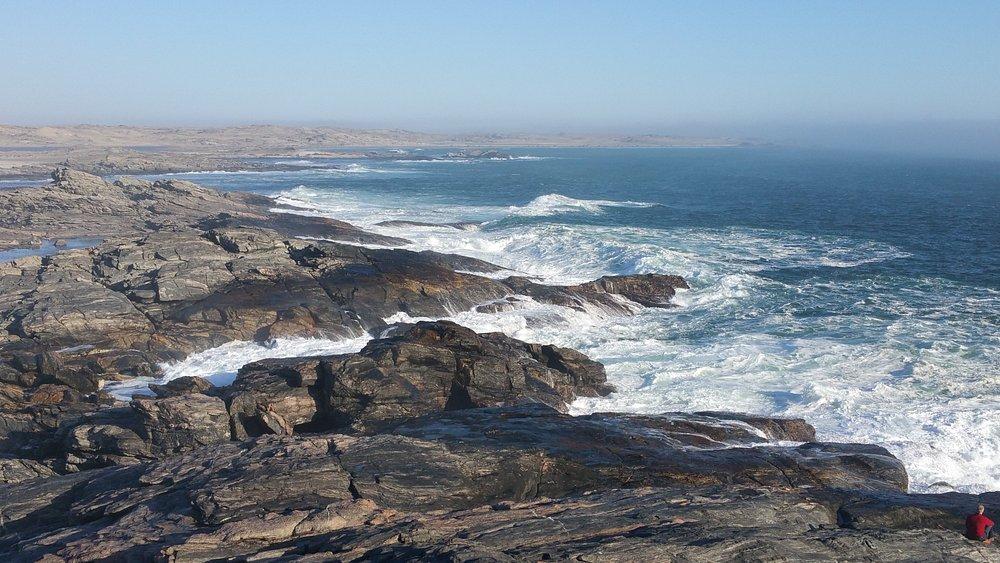 panorama da Diaz Point
