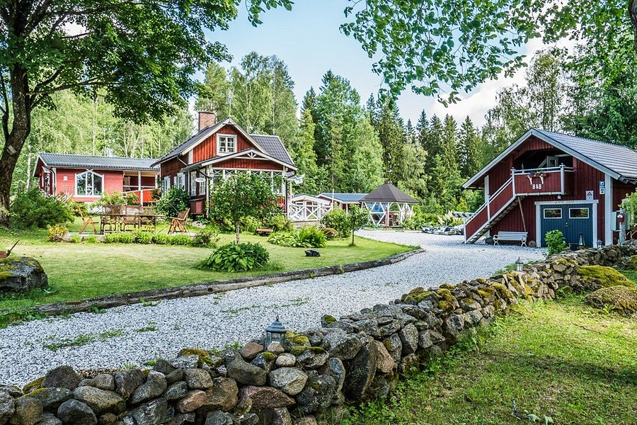 bed and breakfast filipstad