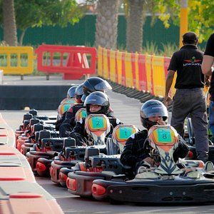 Juman Karting is one of the top destinations in the western region in the Kingdom.