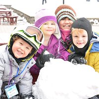 Kids love winter at HoliMont