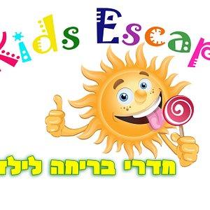 KIDS ESCAPE - חדרי בריחה מותאמים לילדים