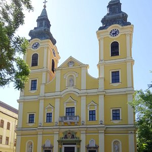 katedrála sv. Anny v Debrecínu