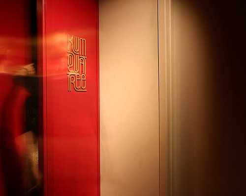Iconic Red Door