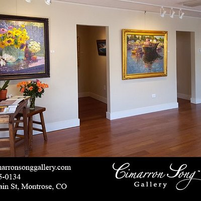 Museum quality pieces by Gregory Packard, Ralph Oberg, Shirley Novak and Julie Hutchison.