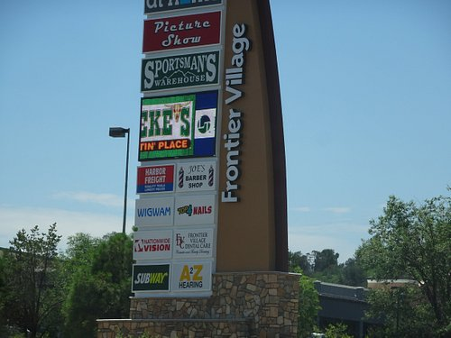 Prescott Valley's Frontier Village is filled with excellent shops