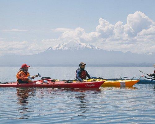 Tour en Kayak Lago Llanquihue