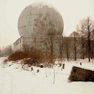 Бункеры ПВО в Московской области