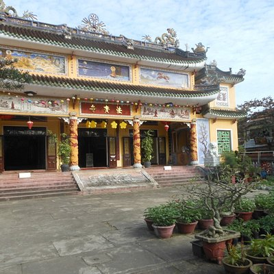 Hoi An, la pagoda di Phac Hat
