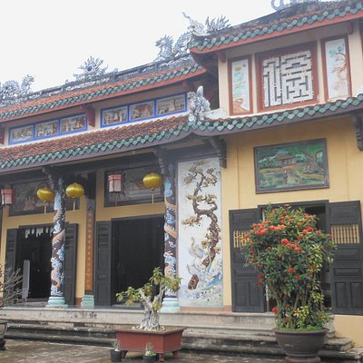 Tempio di Phuoc Lam
