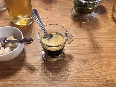 Café bio du PEROU