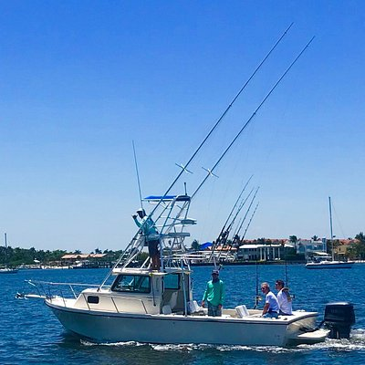Our Custom 25' Pilothouse Fishing Charter Boat