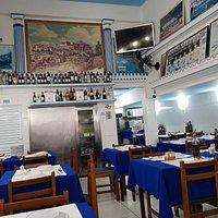Salão e mesas