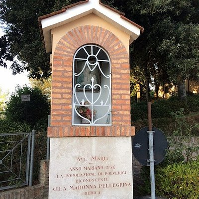 Polverigi:  Villa Nappi