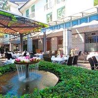 Gartenterrasse Ristorante Mercato