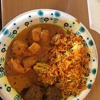 Taste of Curry lunch buffet !!