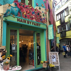HAIR BY FAIRY WALK IN SERVICE ORGANIC PRODUCT