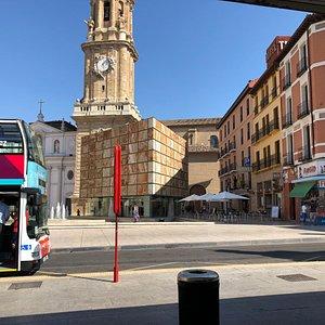 Zaragoza Bus Turistico