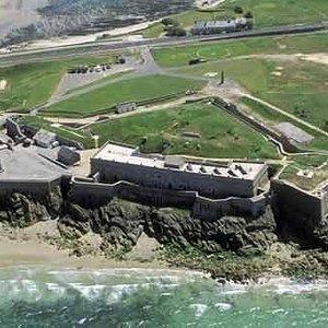 Photo du fort