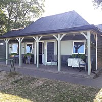 The Cafe is situated in St Peter's Recreation Ground