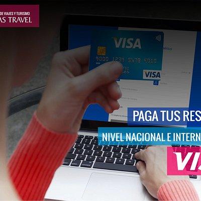 Reserva y paga tours con Visa en Ica Agencia de Viajes y Turismo Viñas Travel Perú