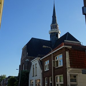 Coevorden;17de eeuwse Ned.Herv.Kerk uit 1641-1645