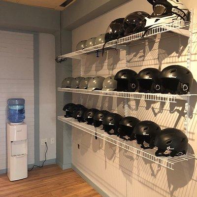 atv rentals includes helmets and goggles