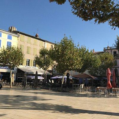 Place des Clercs.