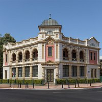 BAMM is housed in the former Commercial Banking Company of Sydney building in Moree's historic C