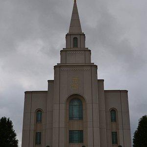 Kansas City LDS Temple, KC, MO