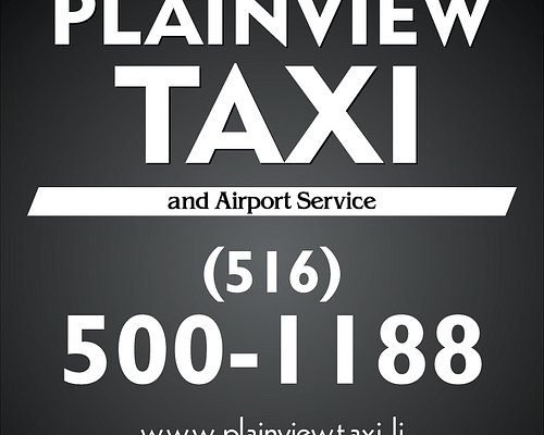 Plainview Taxi Phone Number
