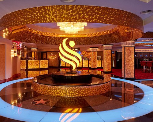 Casino St. Gallen - Eingang