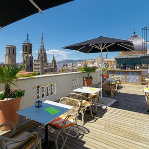 Sunset Lounge terrace