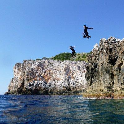 3,2,1,.....JUMP!!!