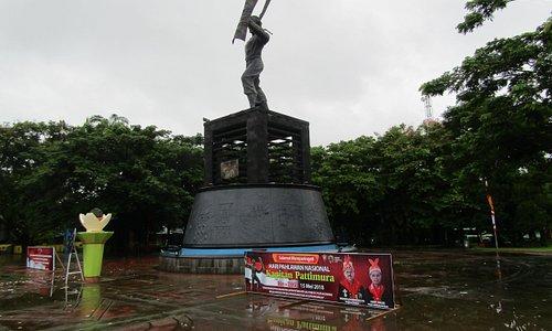 Pattimura Statue