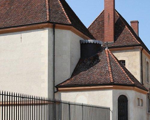Hôtel-Dieu et Apothicairerie à Louhans (71)