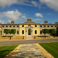 The Kennels is the central clubhouse for all of the Goodwood Estate's Sporting and Social Member