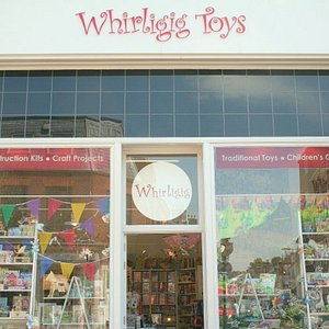 Whirligig Toys - Creative things to make and do