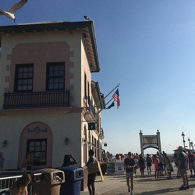 Ocean City Music Pier