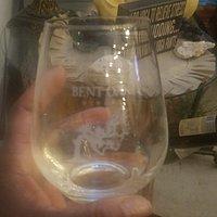 One of the wine tastings.