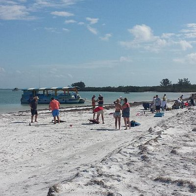 Afternoon on Anclote Key