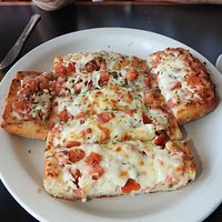 Bruschetta bread, so good!