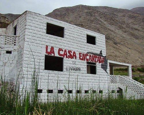 Casa Encantada Lunahuaná