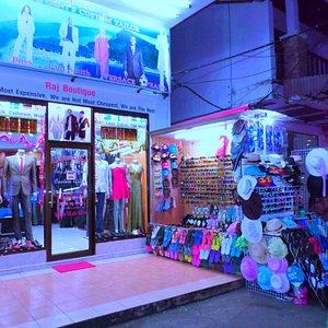 Raj Boutique Tailor Lamai Beach