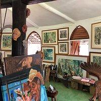 Inside Galerie Passerose