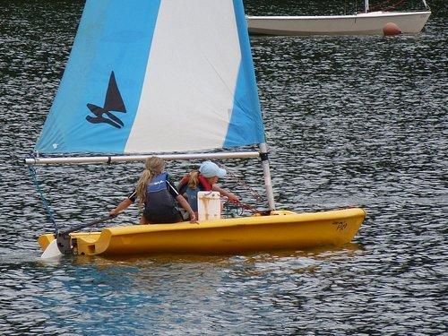 Paddle & Sail