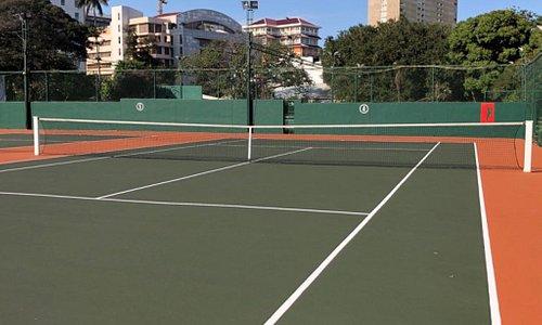 Club de tenis de Maputo