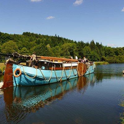 Sur le Canal du Blavet
