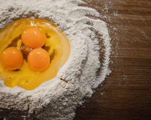 Making Pasta, stage 1