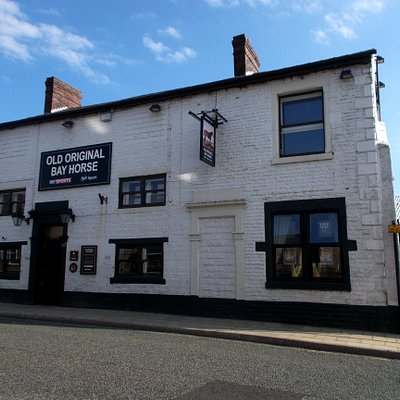Old Original Bay Horse, Horwich