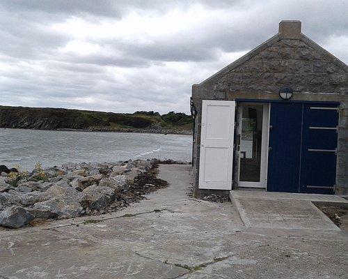 Loughshinny Lifeguard station